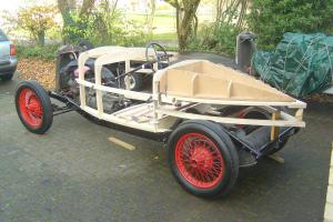 1933 Riley 9 nine project