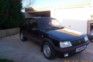 PEUGEOT 205 GTI 1.6 SORRENTO GREEN may px