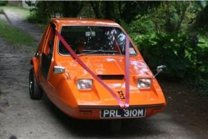 1974 BOND BUG 750ES ORANGE