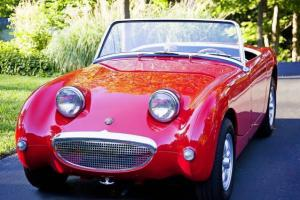 1961 Austin Healey Bugeye Sprite Photo