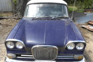 1961 Humber Vogue in Goulburn, VIC