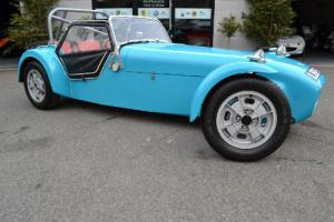 1961 Lotus SEVEN / 7 Series 2 Best Example you will find Read this !