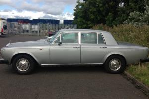 CHEAP -1977 ROLLS ROYCE SILVER SHADOW 2 - GREAT CONDITION- READY TO GO Photo