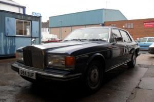 Rolls Royce Silver Spirit II 1990 Photo