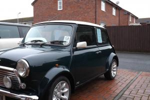 2000 ROVER MINI JOHN COOPER MULTI-COLOURED Photo