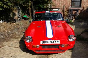 1976 TVR RED 3000m Photo