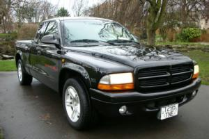 1998 DODGE DAKOTA 5.9 R/T PICK UP. LPG GAS CONVERSION!