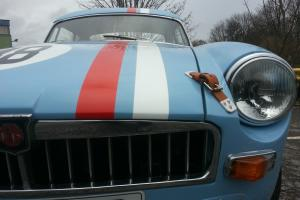 1978 MG B Sebring Recreation Photo