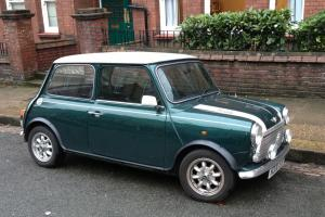 Superb Mini Cooper, fully refurbished and much loved
