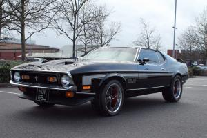 1971 Ford Mustang Mach 1 Boss 351 fastback