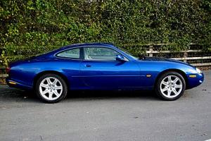 1998 S Jaguar XK8 122K FSH new MOT low miles1998 part ex swap XKR V8