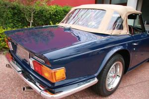 Triumph TR 6 1975 in Moreton, QLD Photo