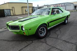1969 AMC JAVELIN SST BBG - INVESTMENT GRADE !