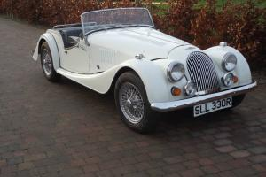 1977 MORGAN 4/4 Ivory Crossflow 2 seater Photo