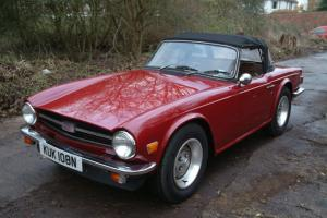 1975 TRIUMPH TR6 LHD Photo