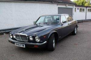 1986 JAGUAR SOVEREIGN V12 AUTOMATIC 102K LOADS OF HISTORY SIMPLY OUTSTANDING Photo