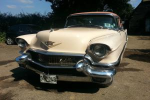 1956 CADILLAC Fleetwood Deville Classic Chevy Caddy V8 Project 56 American