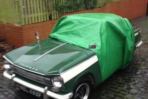 TRIUMPH HERALD 13/60 GREEN 1968 Photo