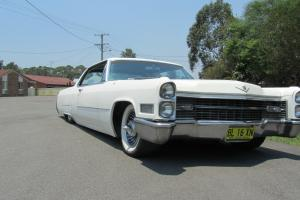 Cadillac 1966 Coupe Deville Airbagged in Hunter, NSW