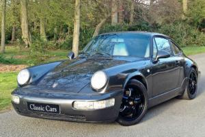 1992 Porsche 911 Carrera Coupe 3.6 Manual 964 - 77,700 MILES FROM NEW