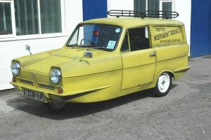 RELIANT REGAL 21E SUPERVAN III