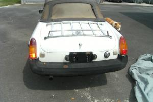 MGB 1976 Rubber Nose Restoration Project in Brisbane, QLD