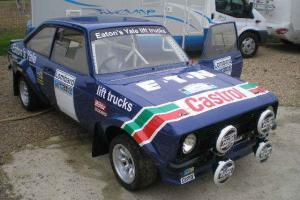 Ford Escort Mk2 RS2000 - price reduced and re-advertised