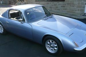 LOTUS ELAN Plus 2 BLUE/GREY