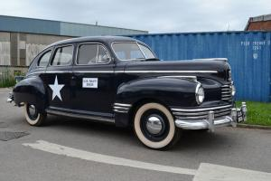 1942 Nash 600 us navy staff car