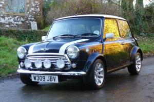 2000 ROVER MINI COOPER 1.3i Only 18300 Miles From New!! Photo