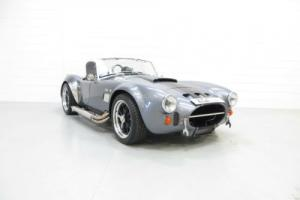 A Fast and Ferocious AK 427 Cobra Built to the Highest Standard. Photo
