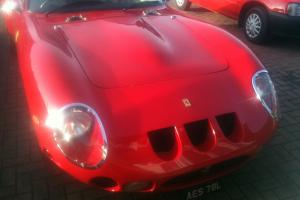 FERRARI 250 GTO REPLICA CUSTOM CAR DATSUN 240Z CLASSIC 260Z ENGINE Photo
