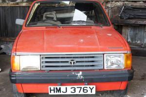 Talbot Samba Cabriolet Project - 3 Cars - 1360 Engines, Rare, All RED