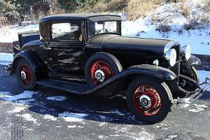 1931 Hupmobile Coupe Model L-25