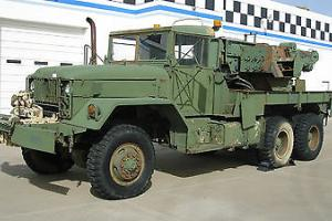 1968 US Army Recovery Equipment M62 Medium Wrecker (5-Ton) 6x6