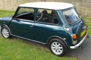 1990 ROVER MINI RACING GREEN 1000