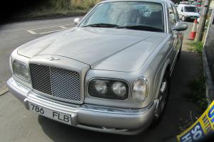 Bentley arnage Georgian silver two tone leather many extras 4.4 twin Turbo