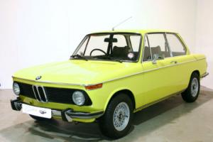 1974 BMW 2002Tii - Total Restoration By Specialists Jaymic - Superb
