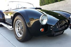 1965 Shelby Cobra CSX 4896 S/C Convertible 427 FE