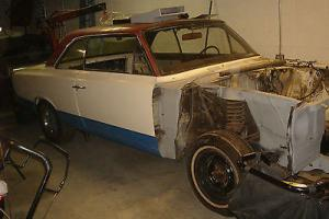 1969 SC/Rambler Needs Full Restoration With 1969 Rouge Donor Car
