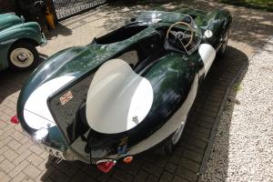 JAGUAR D TYPE REG 1968 built 1992 RAMLM GLASS FIBRE