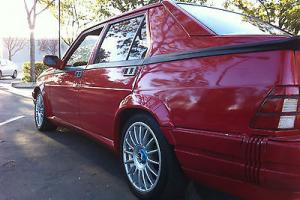 Rare1989 Alfa Romeo Milano Verde Well Maintained Low Miles Best Color Mech Sound