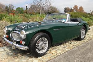 1967 Austin Healey 3000 MK3 BJ-8 Photo