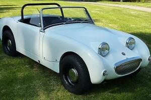 1959 Austin Healey Sprite THE ULTIMATE BUGEYE 1275, 5-spd Disc Brakes and more