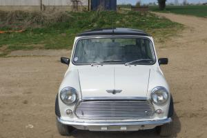 CLASSIC MINI MAYFAIR IN AMAZING CONDITION 1275CC FULL MOT AND TAX WITH AIR CON  Photo