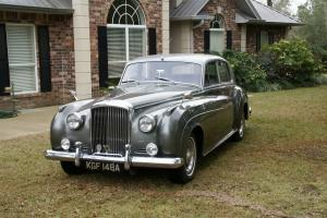 1961 BENTLEY SALOON S2 ORIGINAL VINTAGE CLASSIC COLLECTIBLE V8 No Reserve