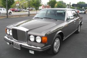 1987 Bentley Mulsanne - Pristine 1 Owner - 17K -
