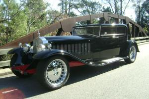 BUGATTI ROYALE KELLNER COUPE REPLICA STREET ROD CLASSIC TRIBUTE