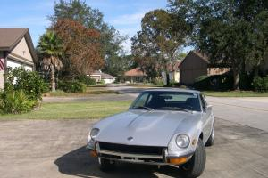 A real survivor  Datsun 240 z