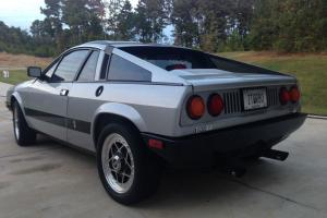 1977 Lancia Beta Scorpion. RARE 1 of 452 Former show car. Great condition!
